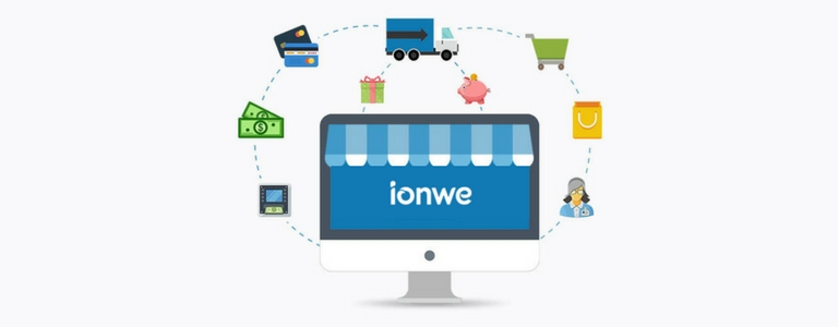 Why ionwe is a Best eCommerce Platform for Small Business?