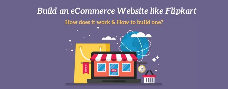 Readymade eCommerce Solution to Build an Online Shopping Website Like Flipkart